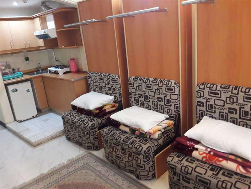هتل آپارتمان شایان در مشهد | مشهدسرا - 1020
