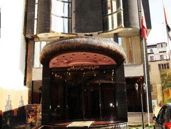 هتل آپارتمان کریم خان در مشهد | مشهدسرا - 1341