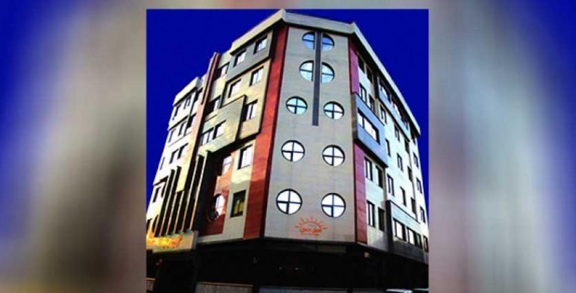 هتل آپارتمان کیش در مشهد | مشهدسرا - 1370