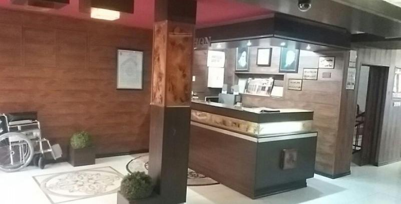 هتل آپارتمان گنجینه بنادر در مشهد |مشهدسرا - 1386
