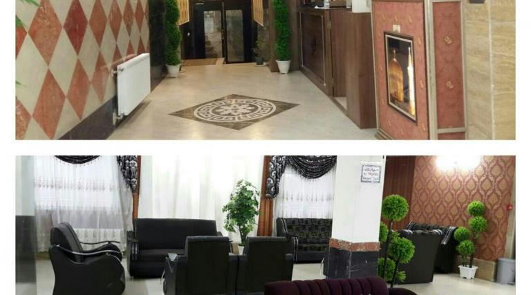 هتل آپارتمان گوهر در مشهد   مشهدسرا - 1387