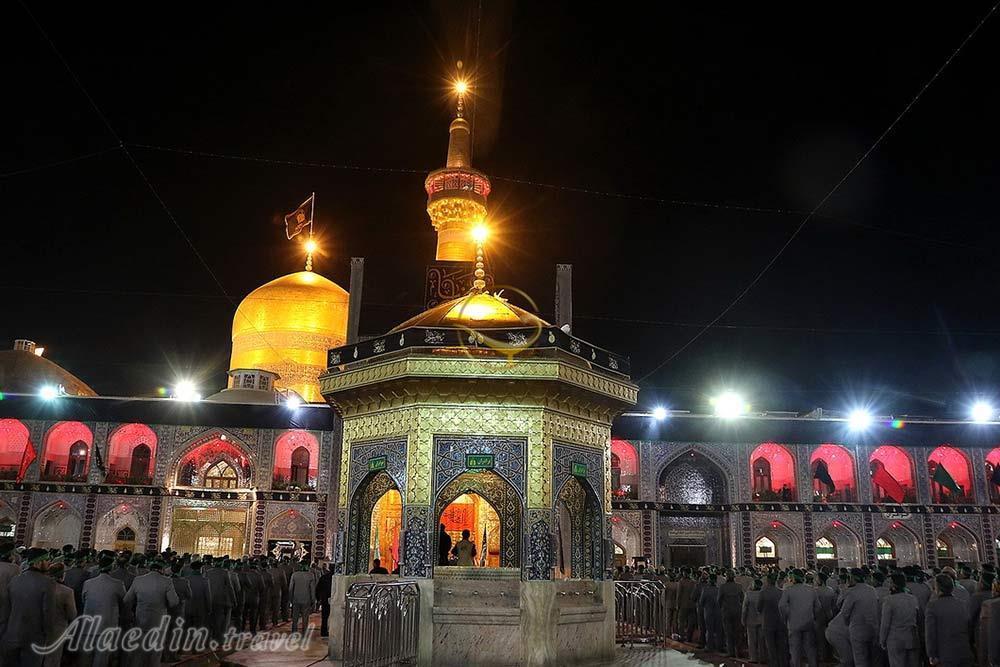مسافرخانه مهدی قائم در مشهد| مشهدسرا - 984