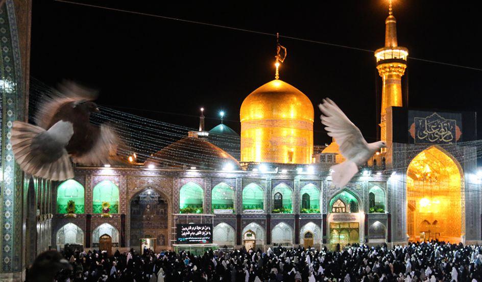 مهمانپذیر فرخ در مشهد | مشهدسرا - 1044