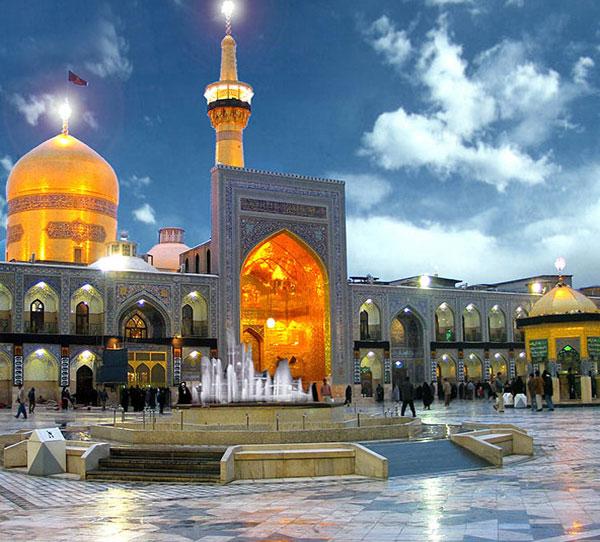 مسافرخانه طبرسی در مشهد | مشهدسرا - 873